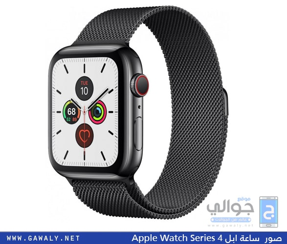 سعر ومواصفات ساعة ابل الجيل الرابع Apple Watch 4 موقع جوالي